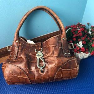 Vintage Dooney & Bourke Brown Bag
